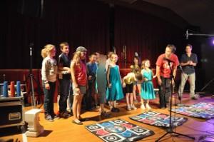 Concert Dromignons à Musicollines f