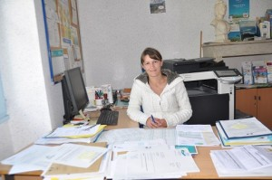 Cindy COCHET, un nouveau sourire à la mairie de Drom
