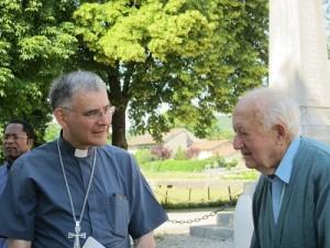 Visite évêque à DROM (5)
