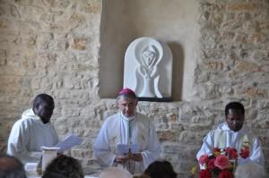 Visite Evêque aux Conches (2)