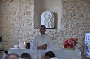 Visite Evêque aux Conches (3)