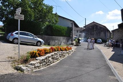 Fête quartier Fontaine à DROM 3