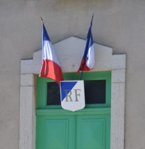 Drapeaux mairie Drom