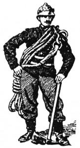 Sapeur Pompier DROM 1865