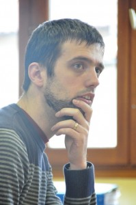 Sylvain TURPIN Maître d'Ecole à DROM