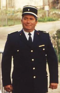 Lieutenant Daniel Carrier