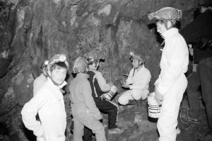 Nettoyage Grotte Luy à DROM 1995