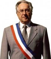 Jean Carrier, maire de Drom de 1995 à 2001