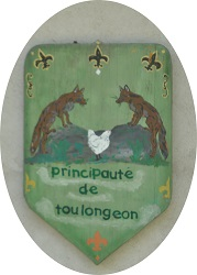 Principauté Toulongeon