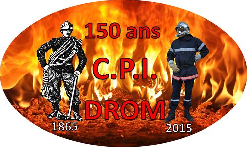 150 ans CPI de DROM