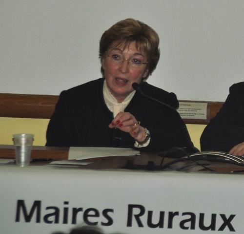 Mme Anne Marie ESCOFFIER