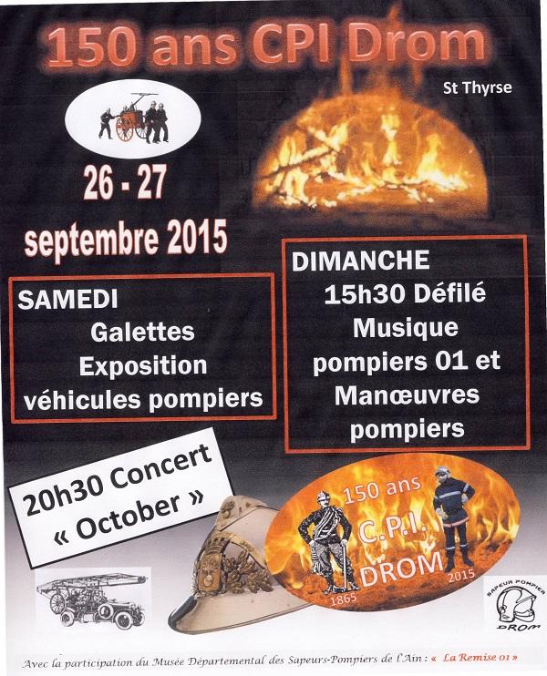 Affiche St Thyrse 2015