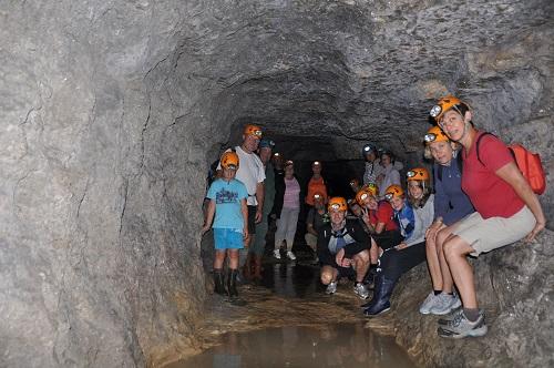 Visite tunnel de DROM