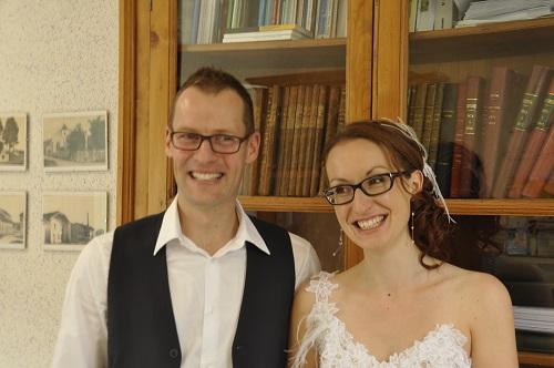 Lucie & Eric 1