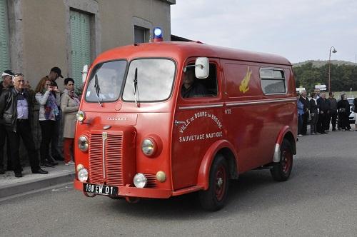 Secours nautiques (1951/1992) sur véhicule de 1961
