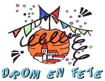 Logo fête de DROM