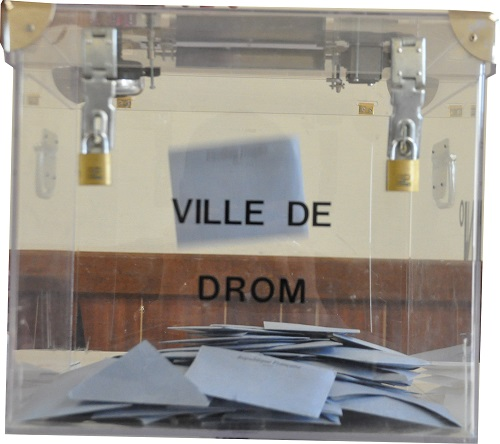 Elections DROM