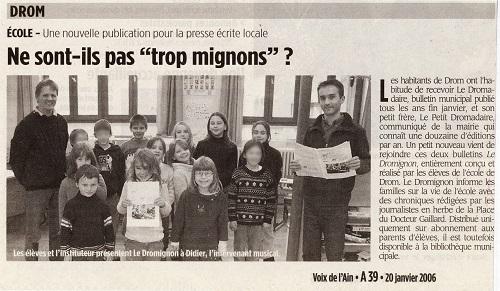 10 ans Dromignon  10