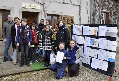 L'Espace Jeunes découvre les mots à rechercher