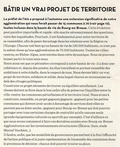 Edito bulletin Bourg 03 2016