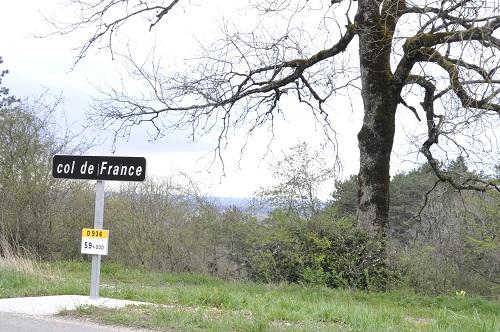 Col de France à Drom