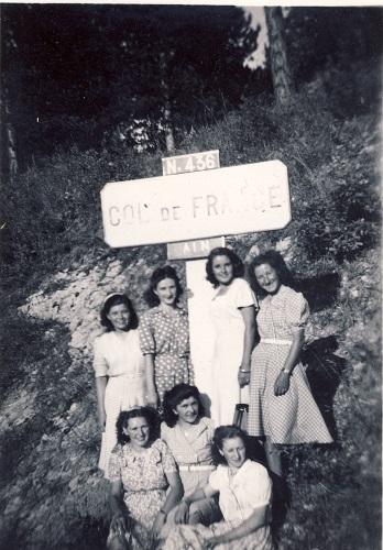 Col de France 1949