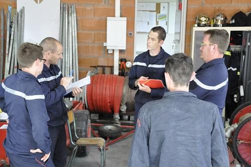Formation Sapeurs Pompiers 02