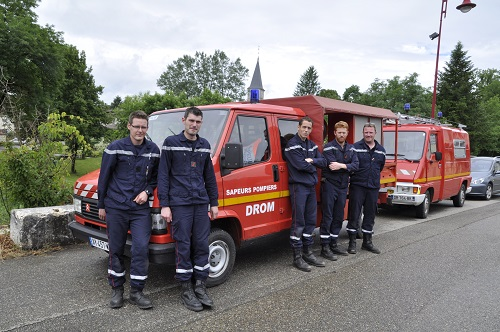 Formation Sapeurs Pompiers 04