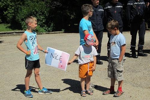 Les enfants sont solidaires