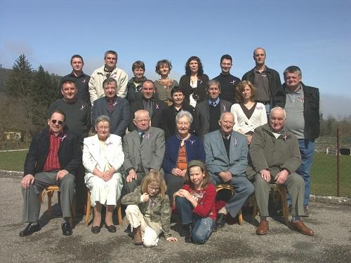 7 DROM 2007 Banquet des classes