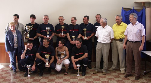 9 DROM 2007 3 Parcours sportif