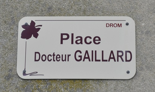 Place Gaillard DROM 01