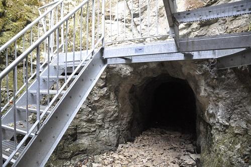 Tunnel de DROM 11