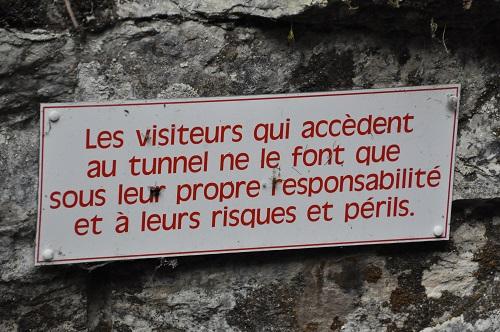 Tunnel de DROM 21